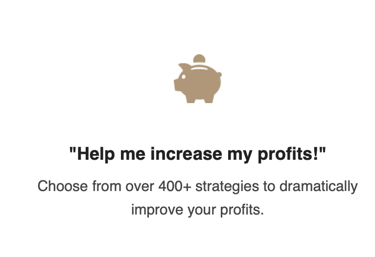 increase my profits