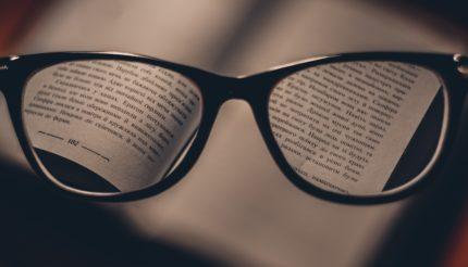 Glasses 20/20 vision